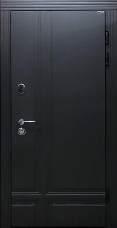 Вхідні двері «Портала» серії Тріо (ТРИ контури) – модель Британіка