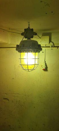 LAMPY do lakierni z atestem