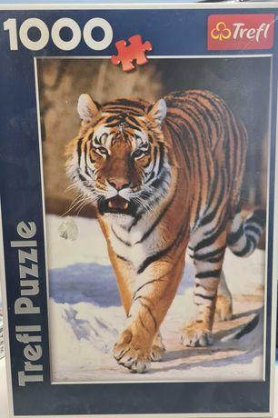 Puzzele Trefl Tygrys