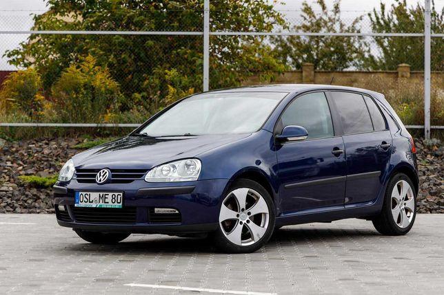 VW GOLF V 1.6 MPI 2005