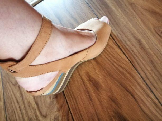 Ryłko sandały damskie