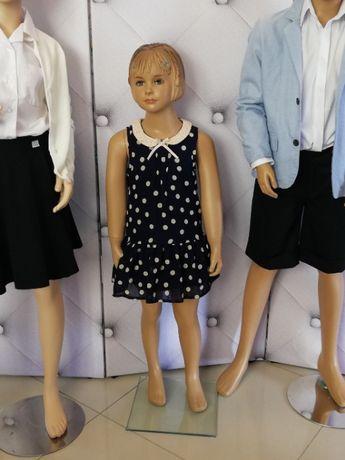 WYSYŁKA Manekin całopostaciowy dziecięcy dziewczynka 110 cm