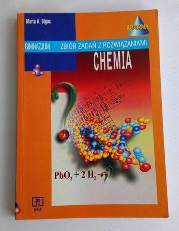Chemia. Zbiór zadań z rozwiązaniami.