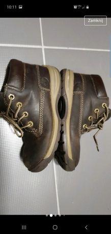Timberland skórzane buty na wiosnę rozmiar 25