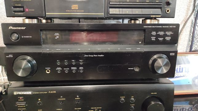 Продам ресивер Pioneer VSX - 418