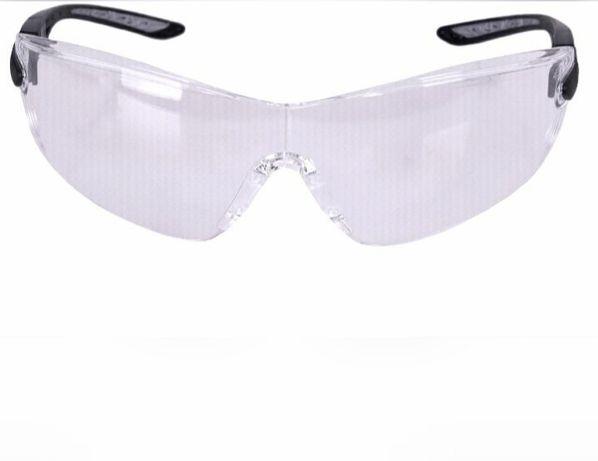 Okulary ochronne przeciwodpryskowe anti anty fog SGI PN EN166