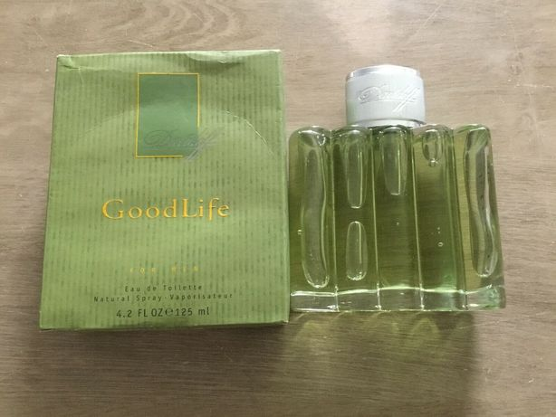 Davidoff Good Life Goodlife 125ml EDT mega unikat