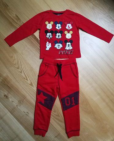 Nowe spodnie+bluzka Myszka Miki