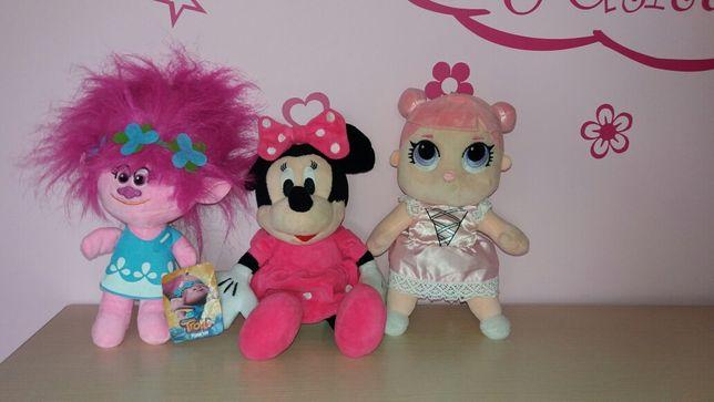 Maskotki myszka mini, poppy, lol