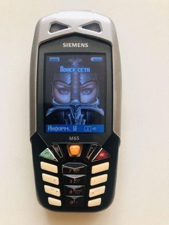 Телефон Siemens M65+2 зарядных