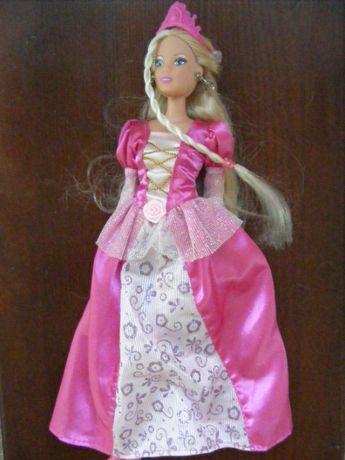 Кукла - принцесса Рапунцель