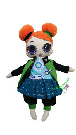Margaretka. Rozbieralna lalka z malowaną buzią. Lala handmade ok 29 cm