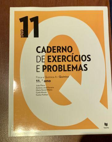 Física e Química A 11°ano - caderno de atividades