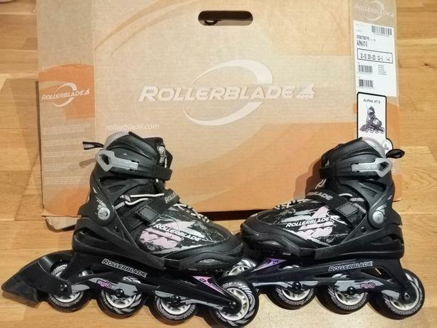 Rolki Rollerblade Alpha XT G 32-35