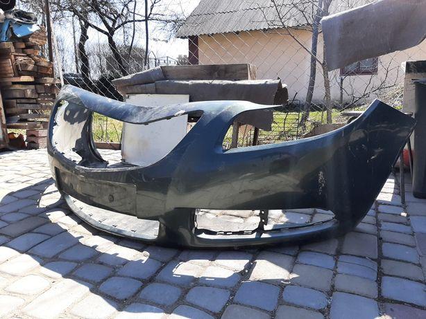 Бампер передний Opel Insignia 551004542 906200001 б/у на опель Insigni