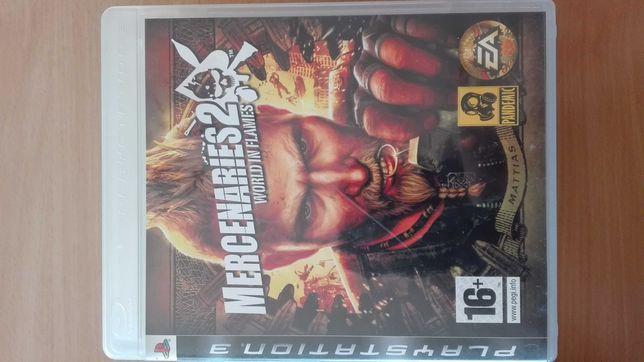 Gra ps 3 Mercenaries 2