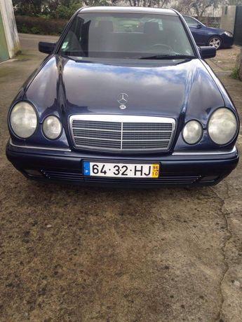 Vendo Mercedes E220