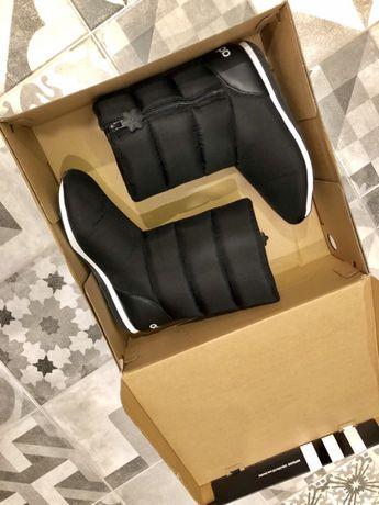 Adidas дутики зимние сапоги угги