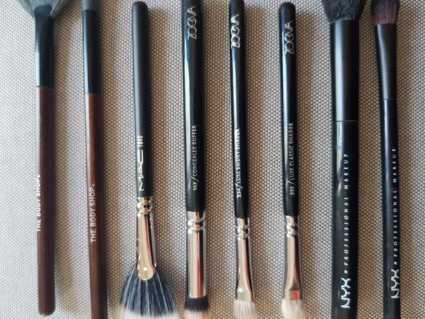 Pincéis MAC, Zoeva, NYX, Body Shop, MakeUp Factory * oferta de portes