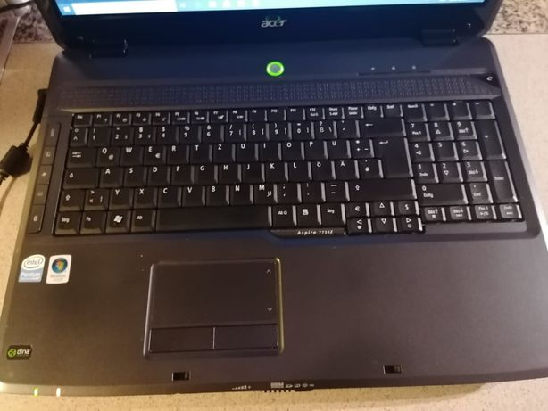 Laptop firmy Acer-Aspire 7730 Z