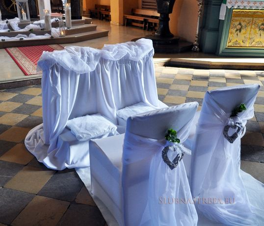 Dekoracja kościoła, ozdoby do kościoła