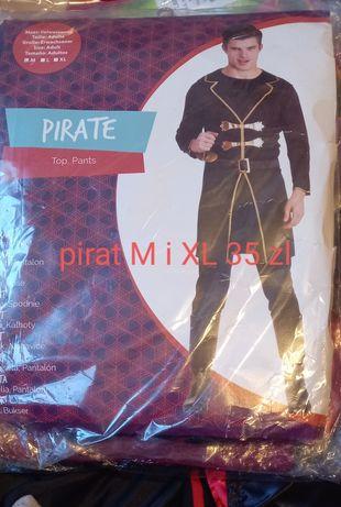 Stroj pirata dla mężczyzn