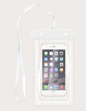 Capa para telemóvel à prova de água