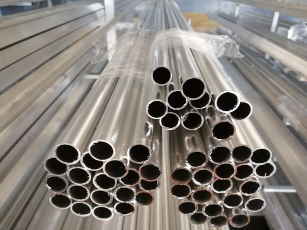 Rurka aluminiowa rura fi 30x2 oraz inne ,wysyłka