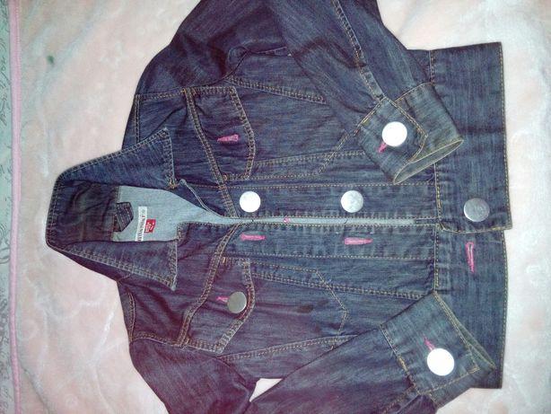 Kurtka jeans