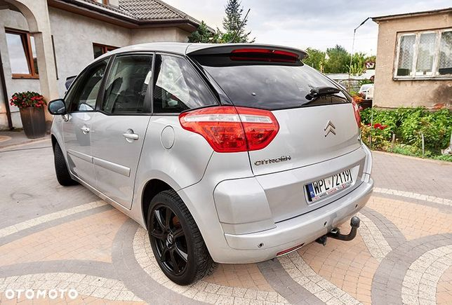 Citroën C4 Picasso 1.8 125km Klima Alus Polecam