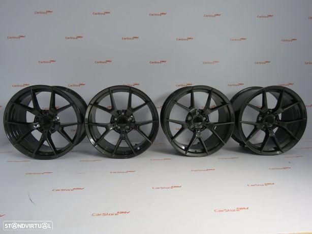 Jantes Look Bmw M4CS 19 x 8.5 et 26 + 9.5 et 37 5x112 Black Pearl