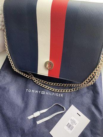 ОРИГИНАЛ!!!Новая Tommy Hilfiger сумка!!!Наложка без предоплаты!!!