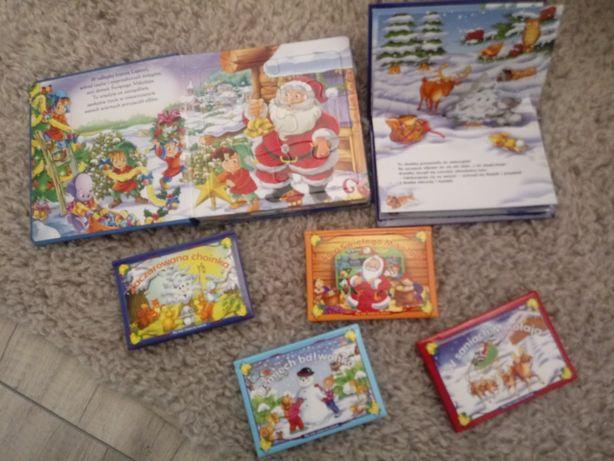 Ksiazeczki Boże Narodzenie