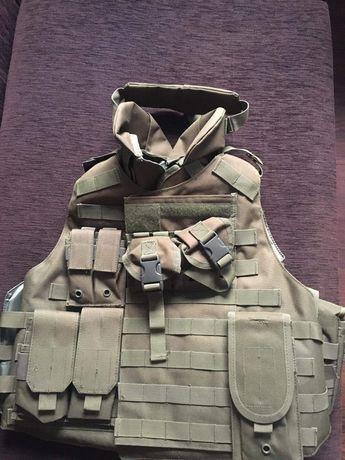 Wojskowa kamizelka taktyczna