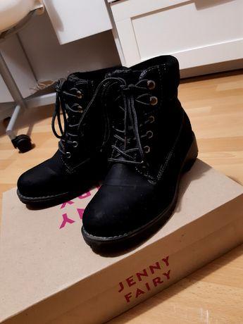 Damskie buty zimowe jenny fair