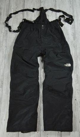 THE NORTH FACE GORE-TEX męskie spodnie narciarskie ocieplane - L
