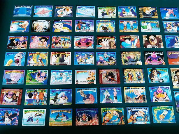Coleção Cartas Dragon Ball Z Memorial Photo