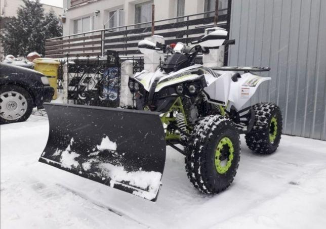 Quad Kayo Moto AT 125 Wyciągarką *Automat *Wsteczny Na kołach 8