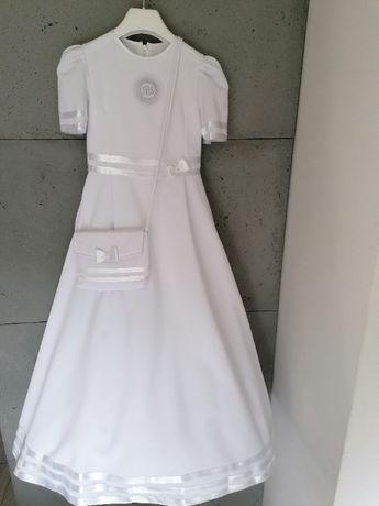 Sukienka Alba Komunijna rozm 140