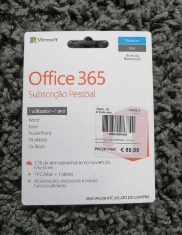 Office 365 (subscrição pessoal)