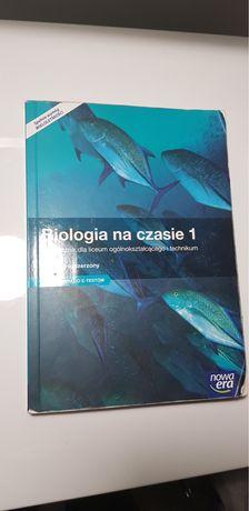 Biologia na czasie 1 Nowa Era zakres rozszerzony