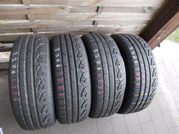 4x Pirelli 205/60/16