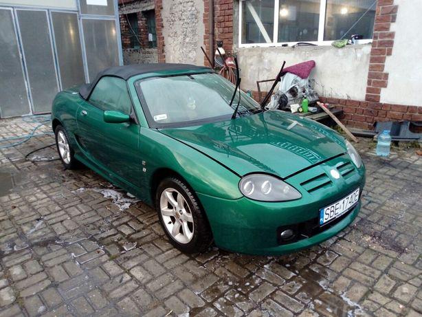 Rover MG TF 1.8 Benzyna Cabrio Fajna Zabawka Okazja !