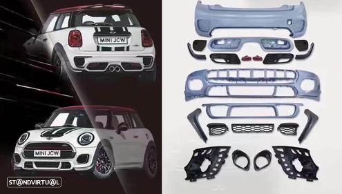 Bodykit / Kit  Mini Cooper F56 Kit Parachoques MINI F56 (2014- em diante)