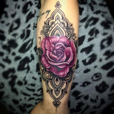 Татуировка. Эскизы