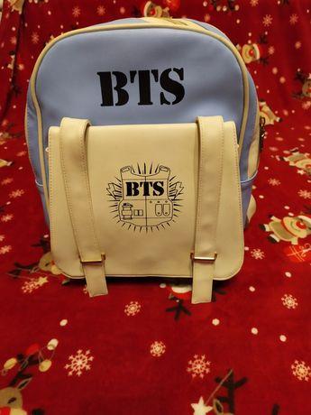 Plecak BTS jak nowy