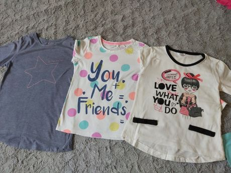 bluzka, rozne modele, długi rękaw, reserved, smyk, sweterek rozpinany