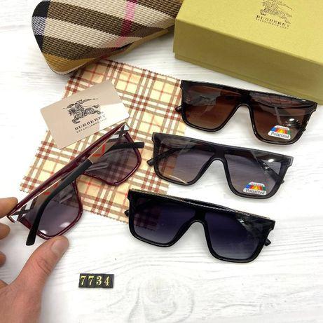 Солнцезащитные очки женские Барбери новинка