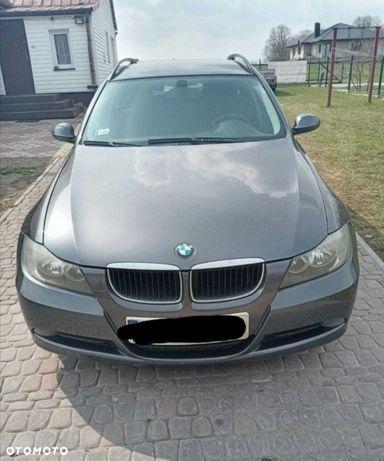 BMW Seria 3 bmw e91 seria 3 320d
