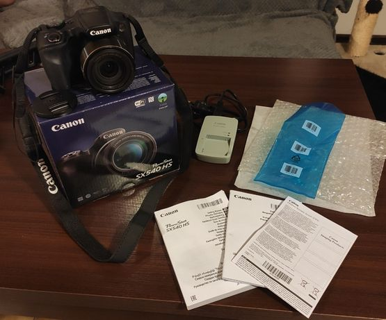 Aparat Canon PowerShot SX540 HS